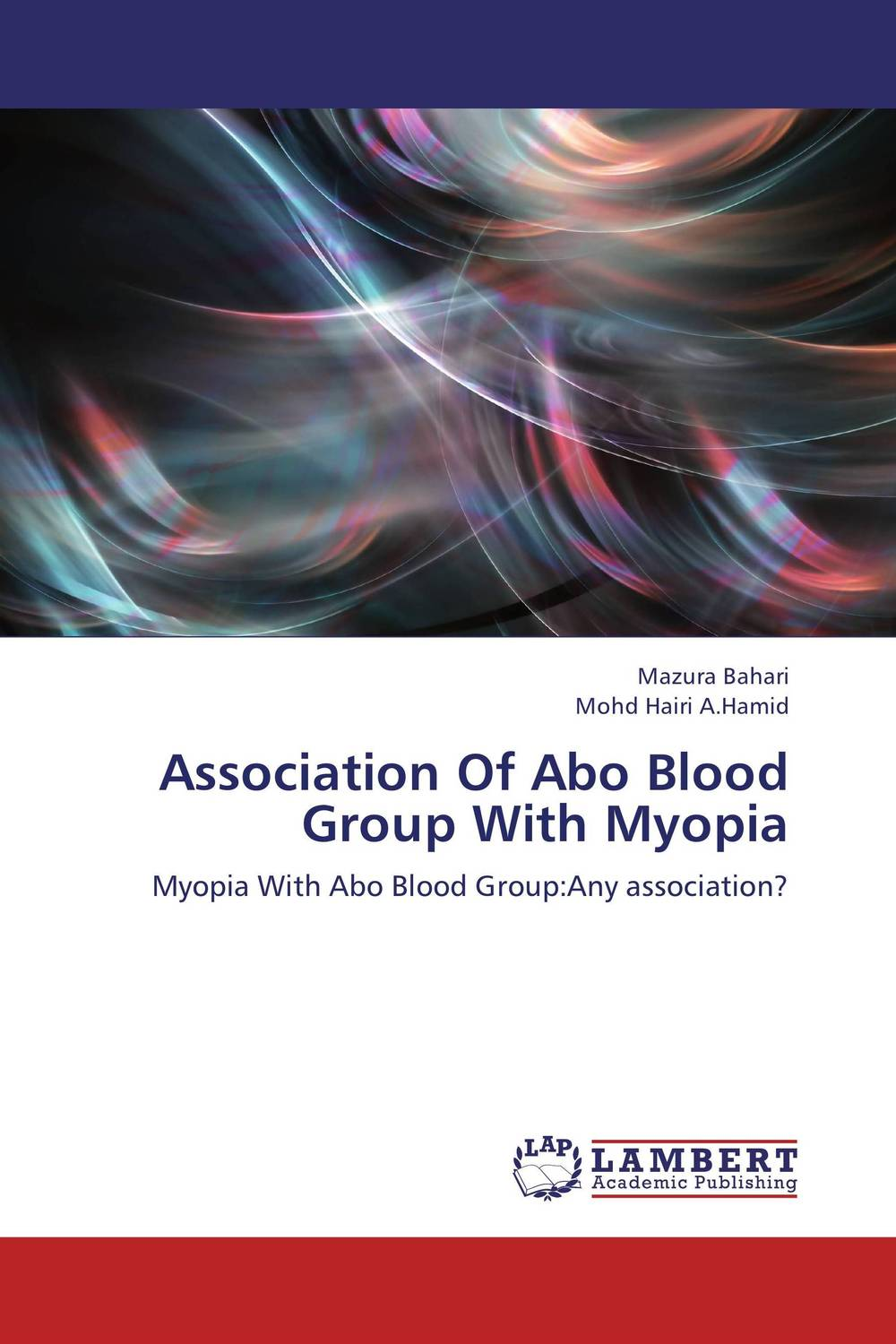 Association Of Abo Blood Group With Myopia abo and genetic risk factors associated with venous thrombosis
