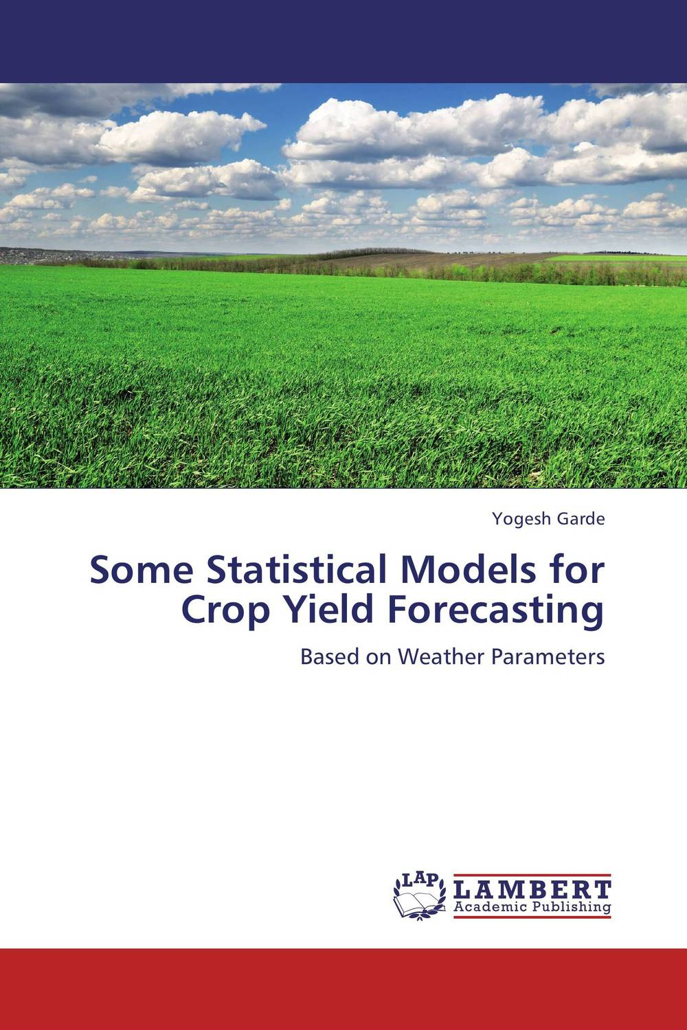Some Statistical Models for Crop Yield Forecasting jaspal singh and ravinder pal singh effects of aging temperature and time on synthesis of hydroxyapatite