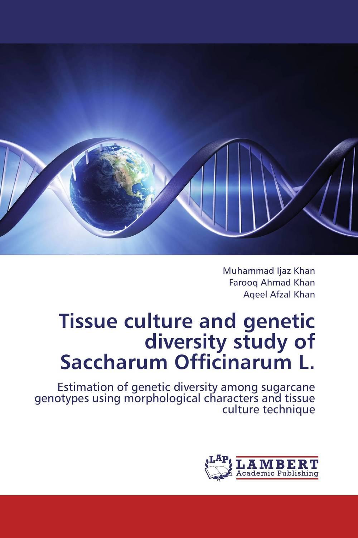 Tissue culture and genetic diversity study of Saccharum Officinarum L. tissue culture of citrus reticulata blanco kinnow
