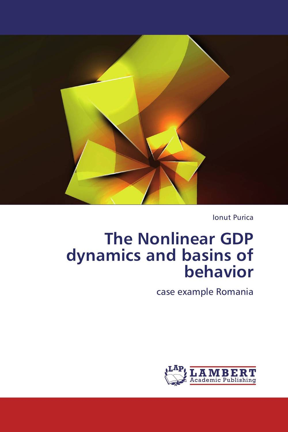 The Nonlinear GDP dynamics and basins of behavior