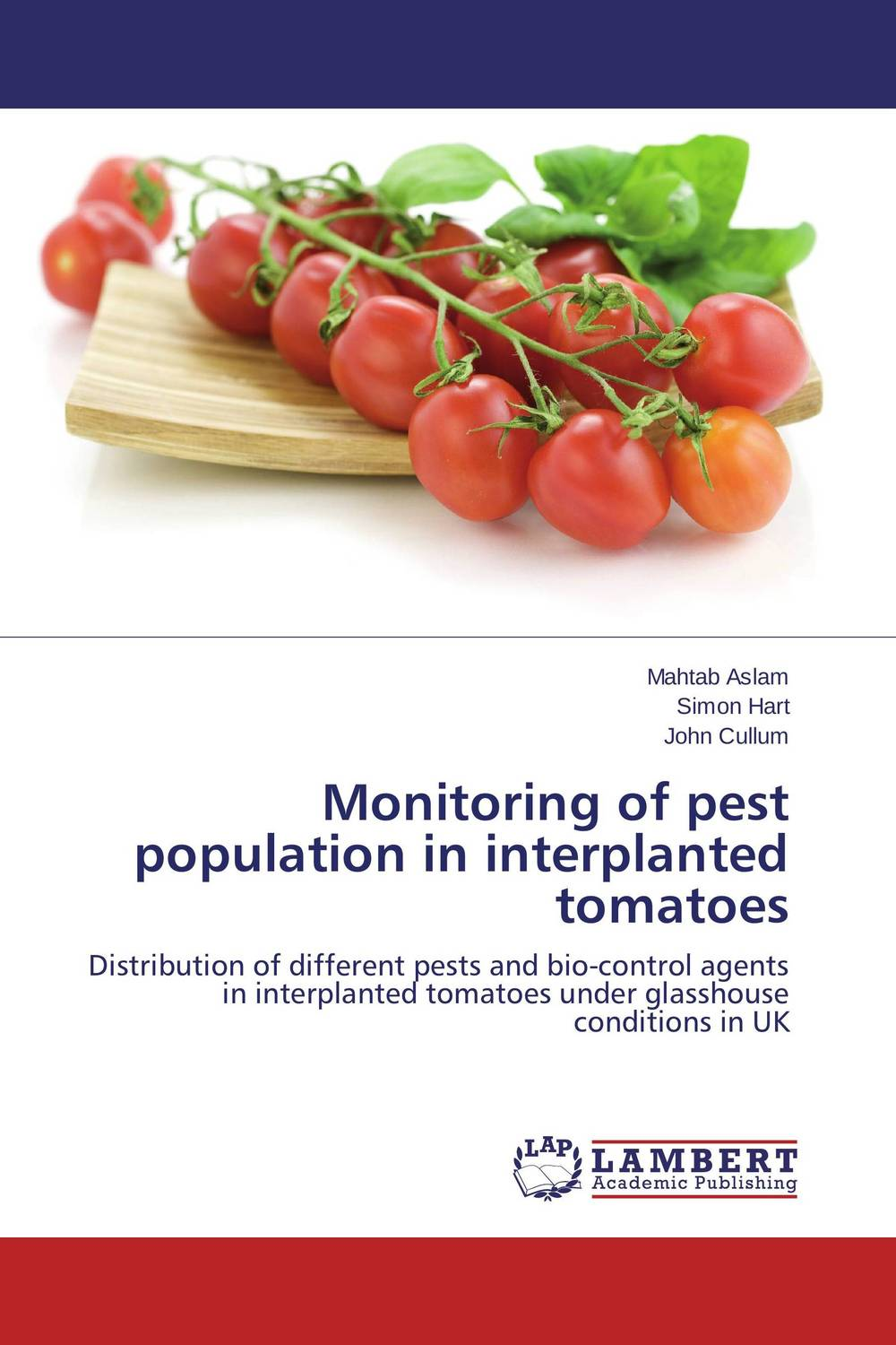Monitoring of pest population in interplanted tomatoes fatal misconception – the struggle to control world population