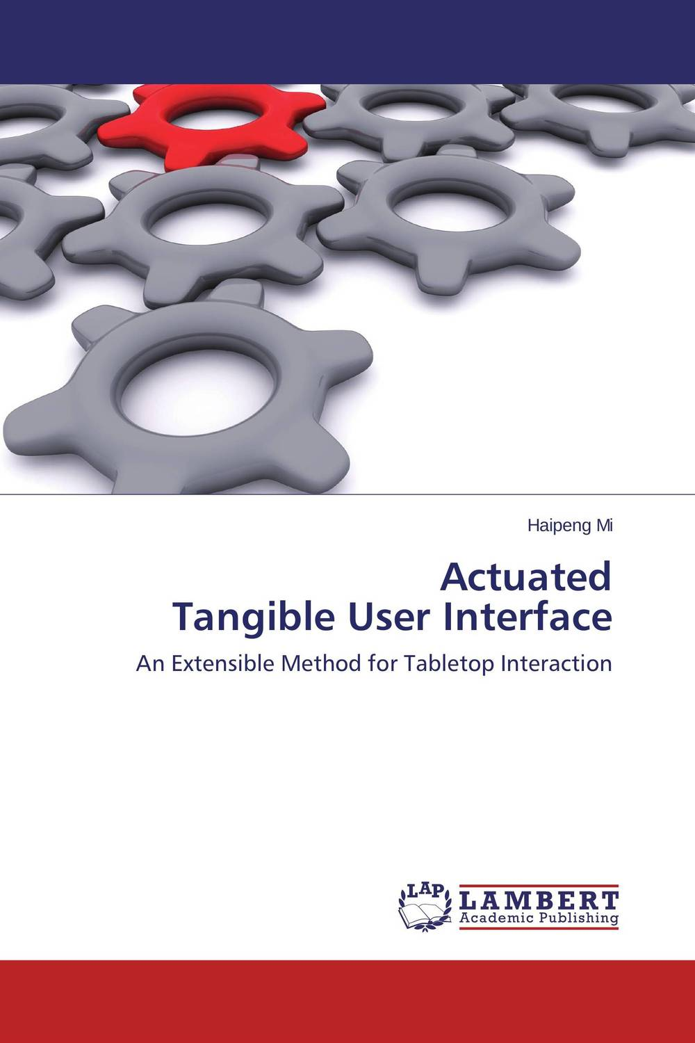 Actuated  Tangible User Interface designing user interfaces with the badideas method