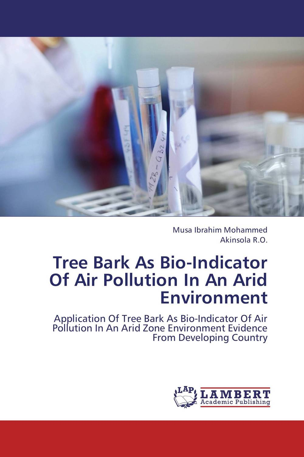 Tree Bark As Bio-Indicator Of Air Pollution In An Arid Environment bark stop bark control collar for dogs 1 4lr44