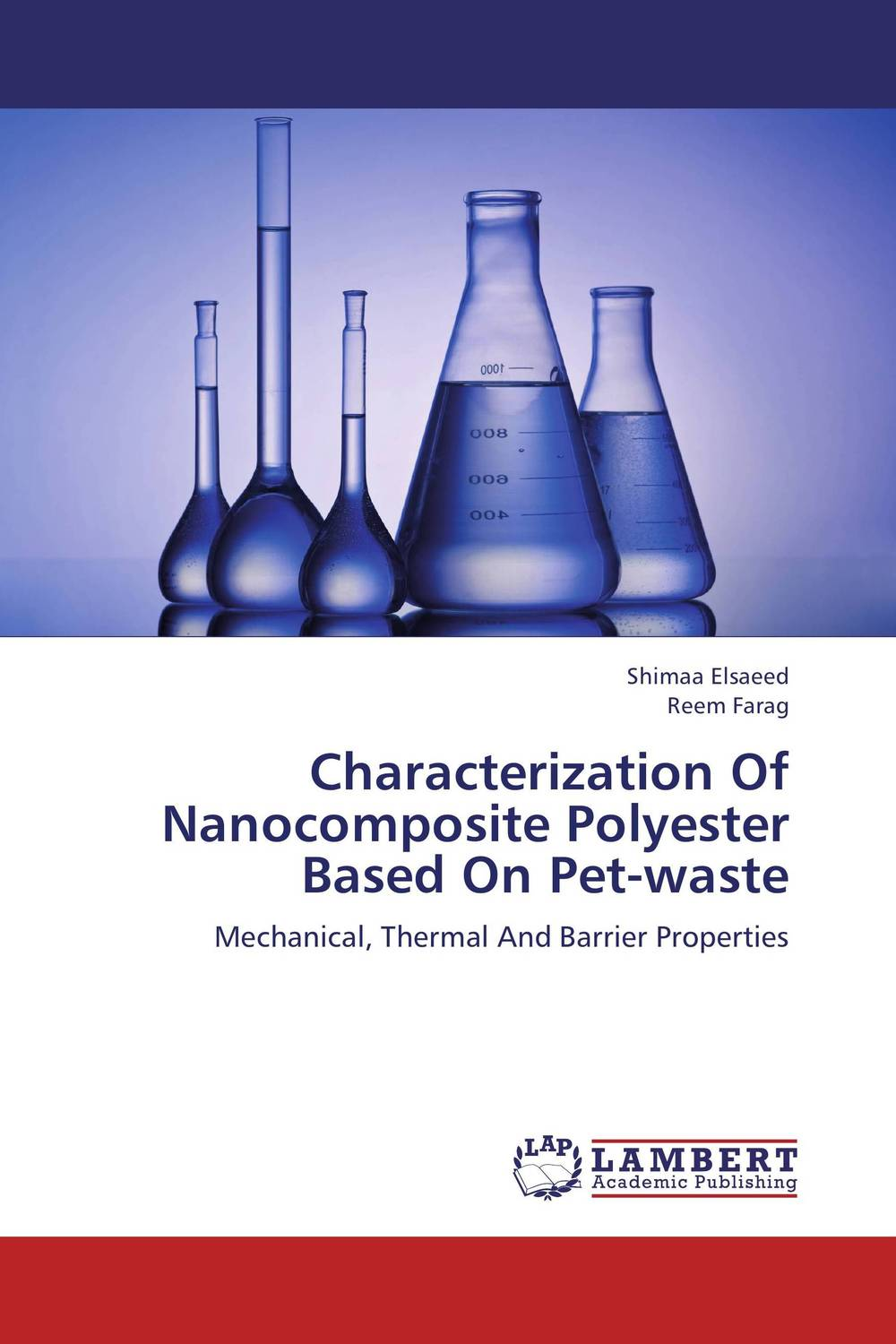Characterization Of Nanocomposite Polyester Based On Pet-waste pla nanocomposite an overview