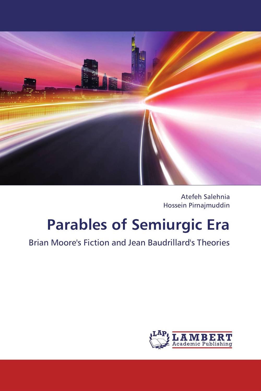 Parables of Semiurgic Era samuel beckett's drama parables of modern life