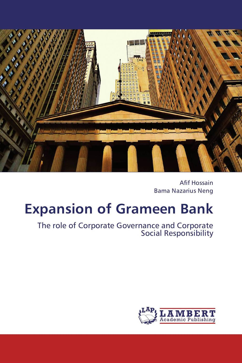 Expansion of Grameen Bank role of trust in bank lending