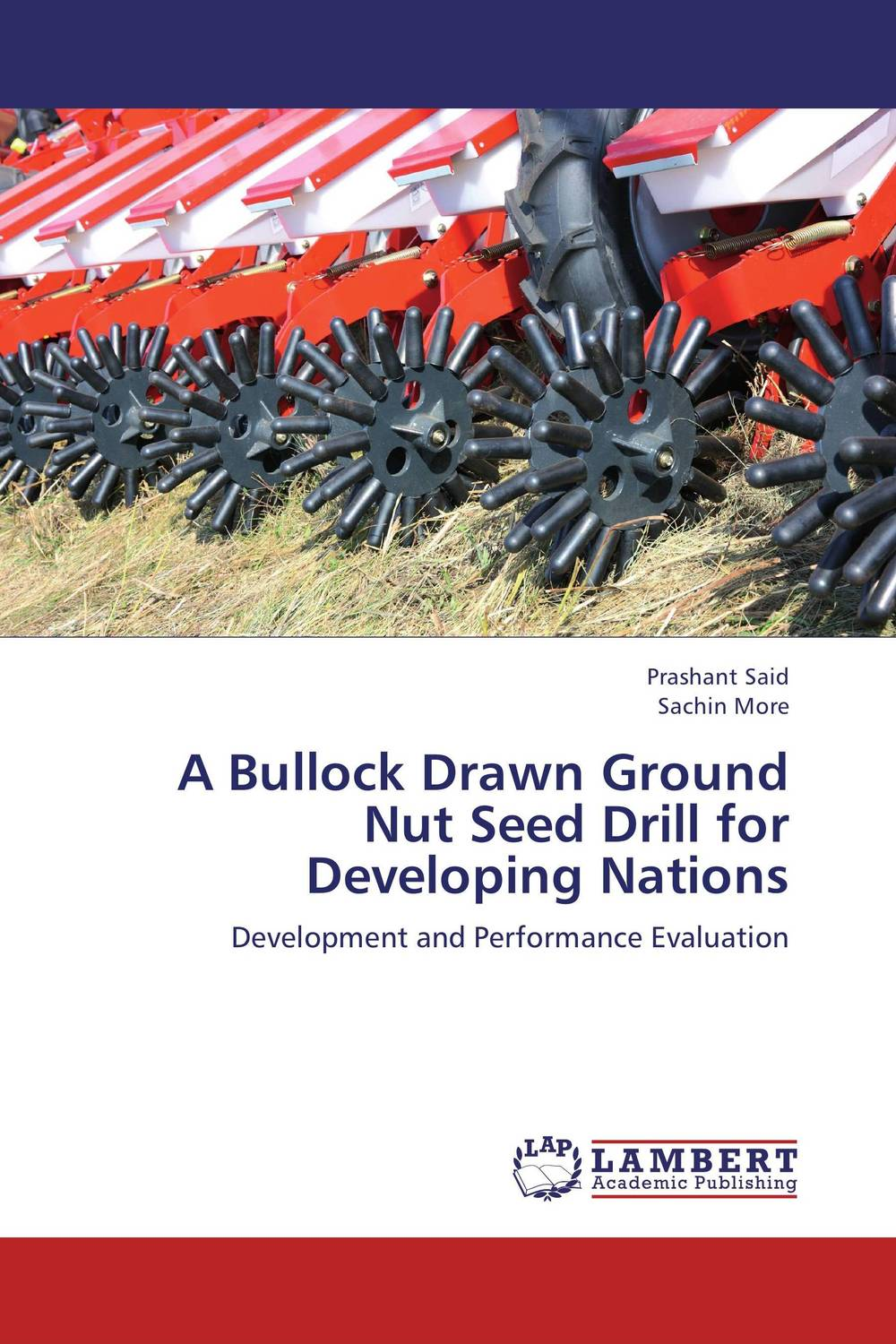 A Bullock Drawn Ground Nut Seed Drill for Developing Nations dunkerley energy strategies for developing nations