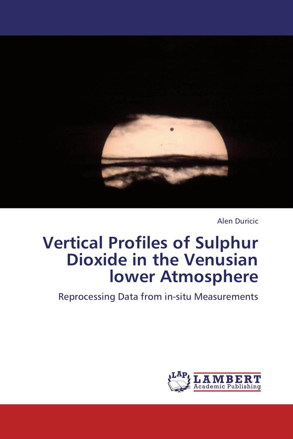 Vertical Profiles of Sulphur Dioxide in the Venusian lower Atmosphere nify benny and c h sujatha enrichment of sulphur compounds in the cochin estuarine system