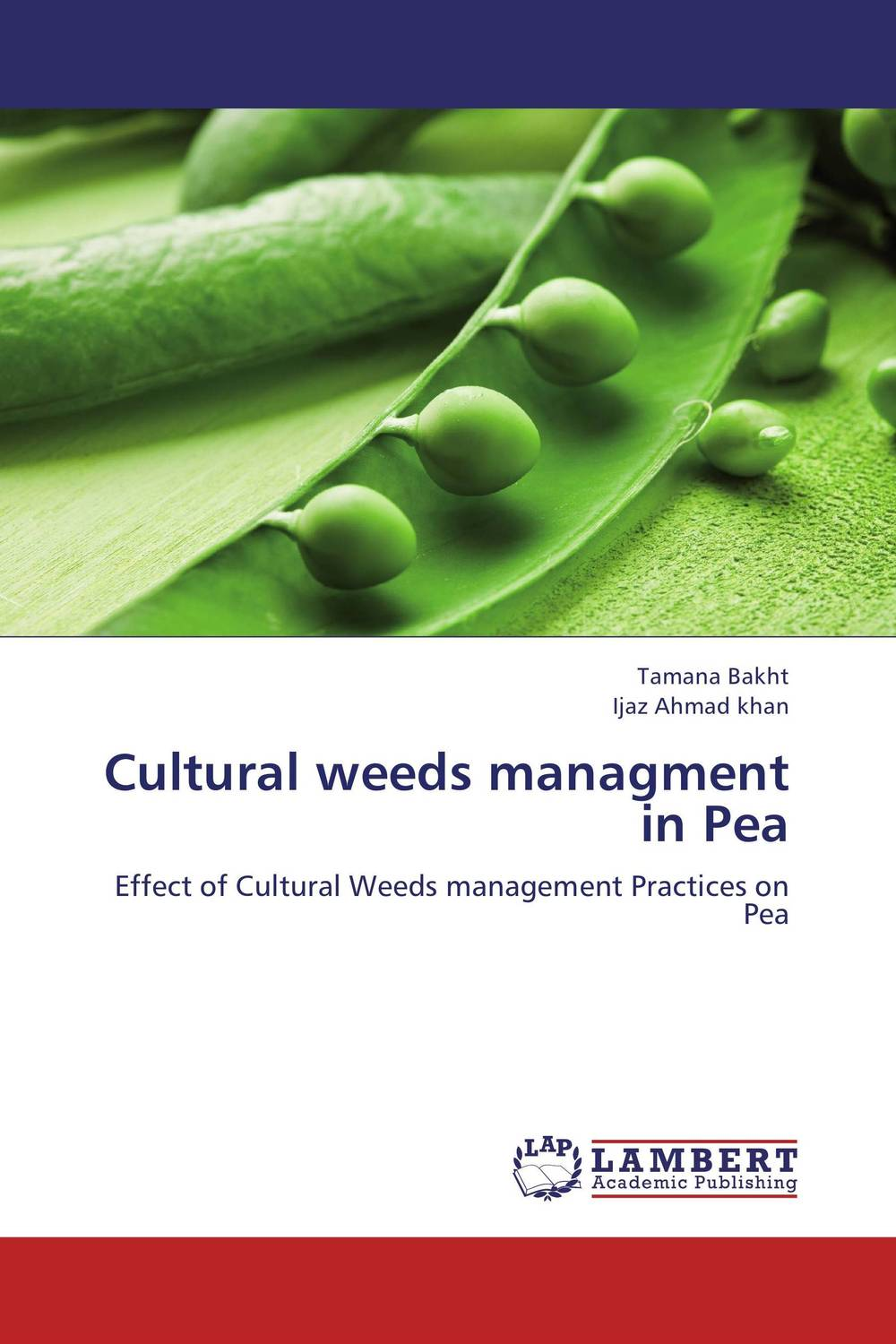 Cultural weeds managment in Pea waugh in abyssinia