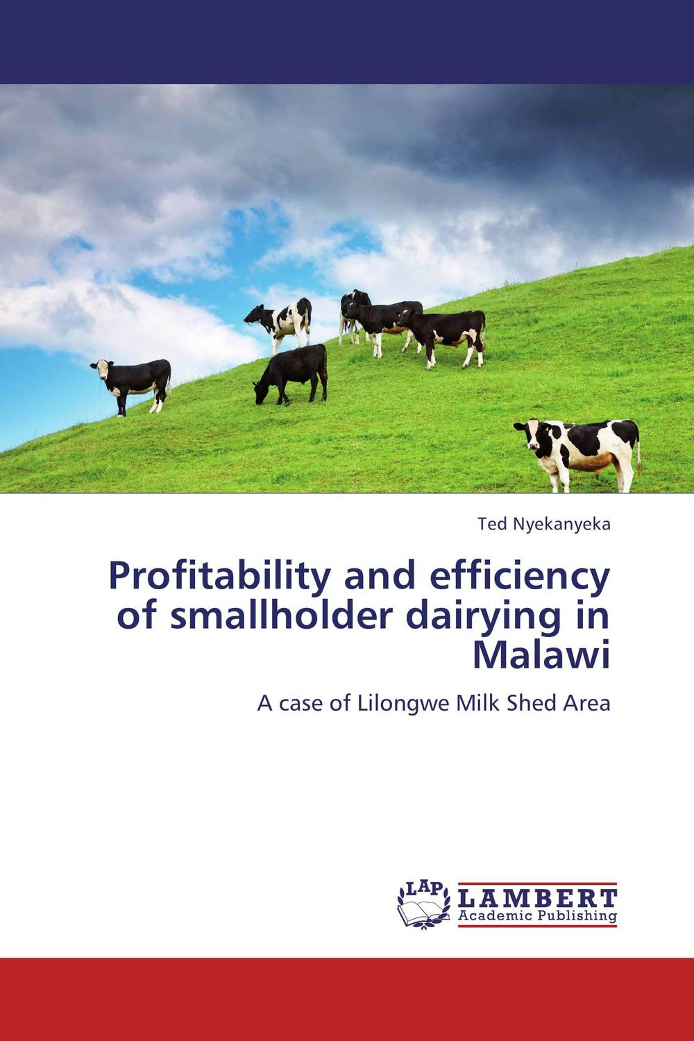 Profitability and efficiency of smallholder dairying in Malawi claw disorders in dairy cows under smallholder zero grazing units