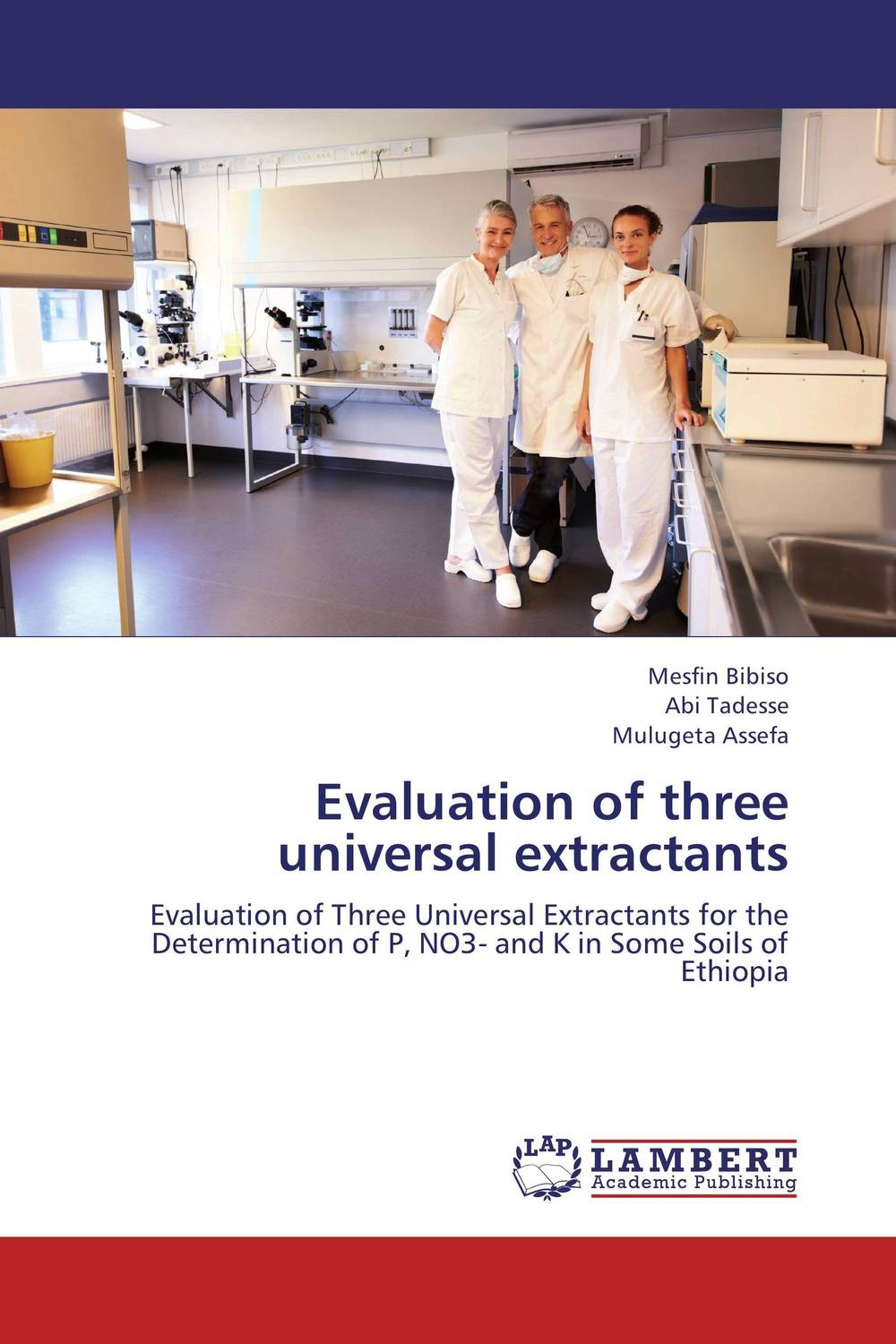 Evaluation of three universal extractants evaluation of eap authentication methods