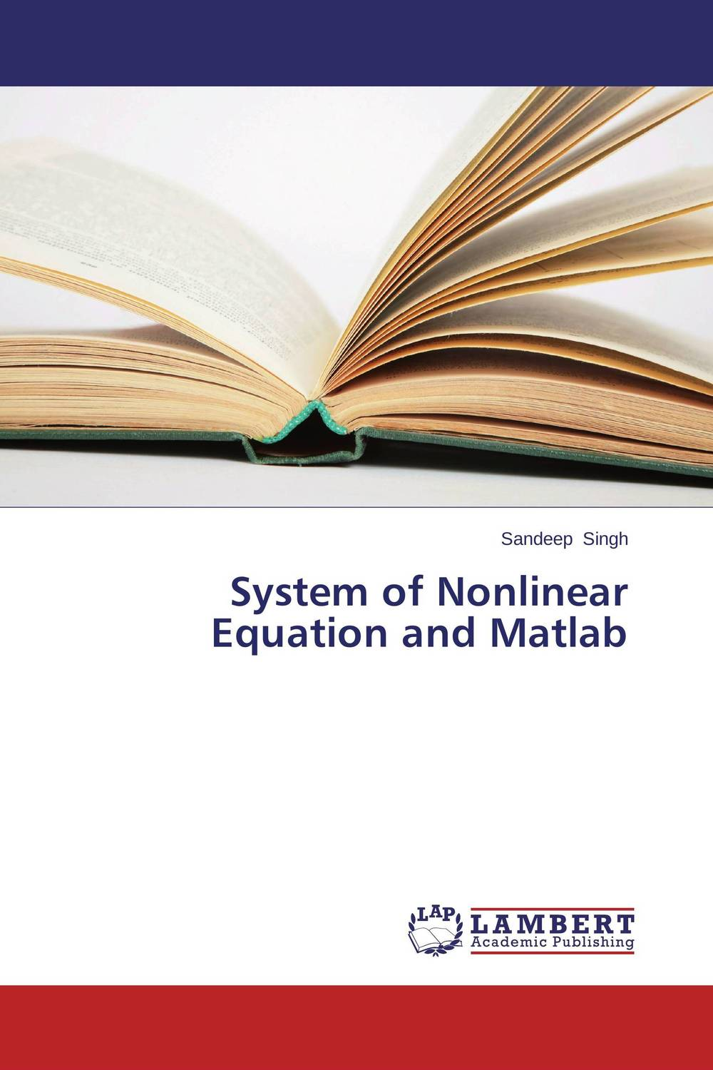 System of Nonlinear Equation and Matlab amitava choudhuri nonlinear evolution equations