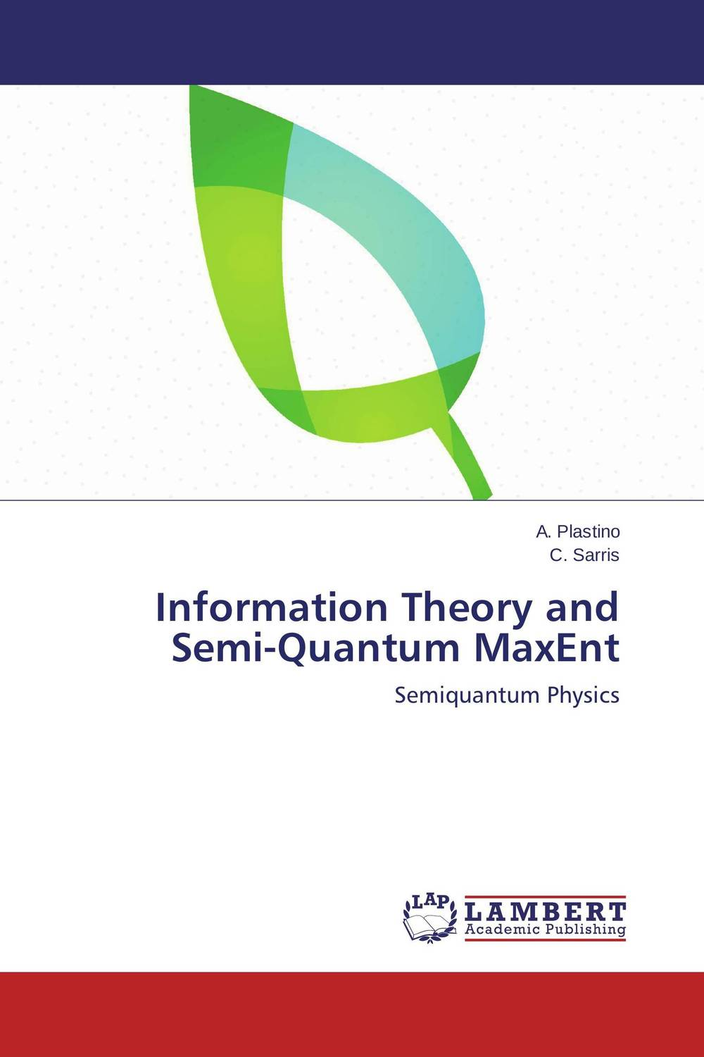 Information Theory and Semi-Quantum MaxEnt салатник кутюр 27см 791956