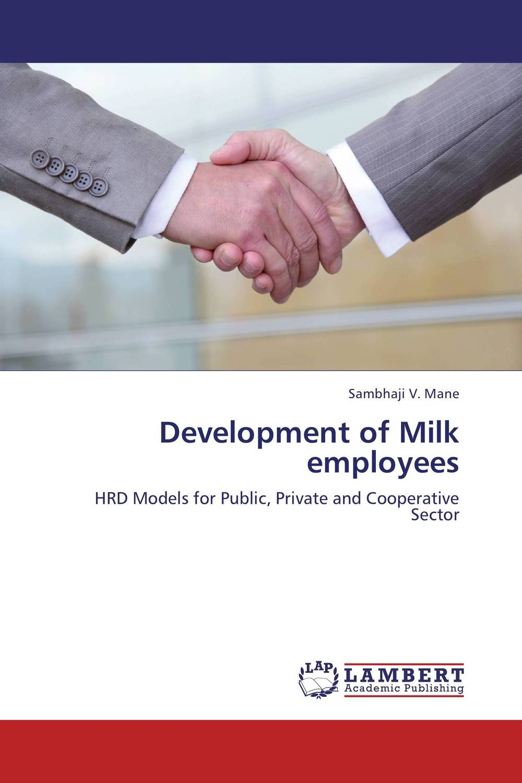 Development of Milk employees