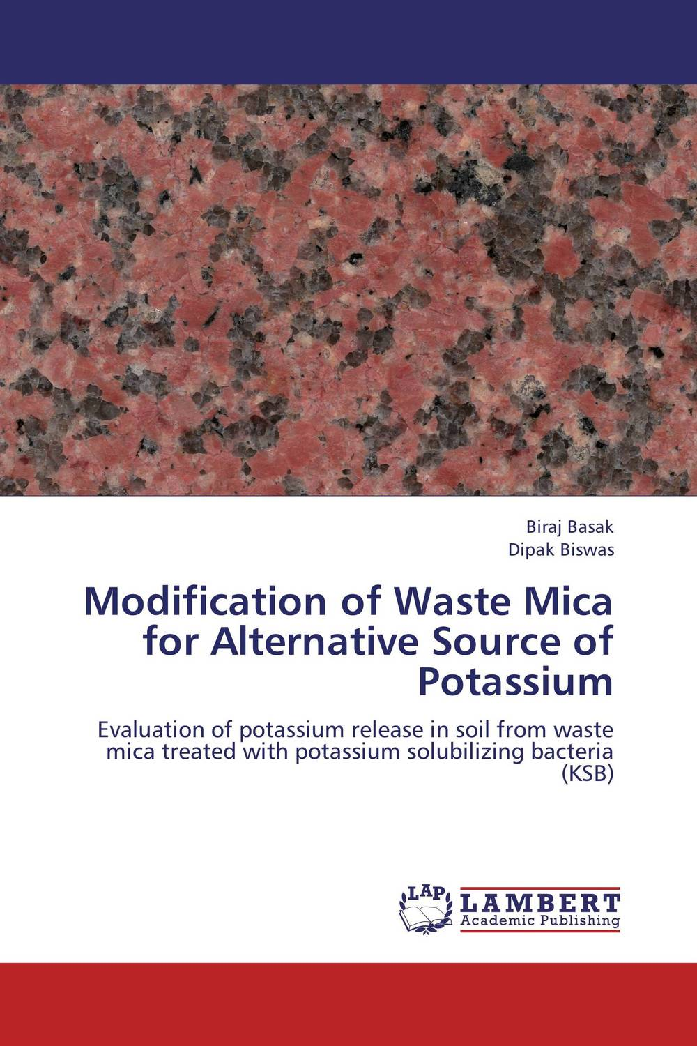 Modification of Waste Mica for Alternative Source of Potassium sadat khattab usama abdul raouf and tsutomu kodaki bio ethanol for future from woody biomass