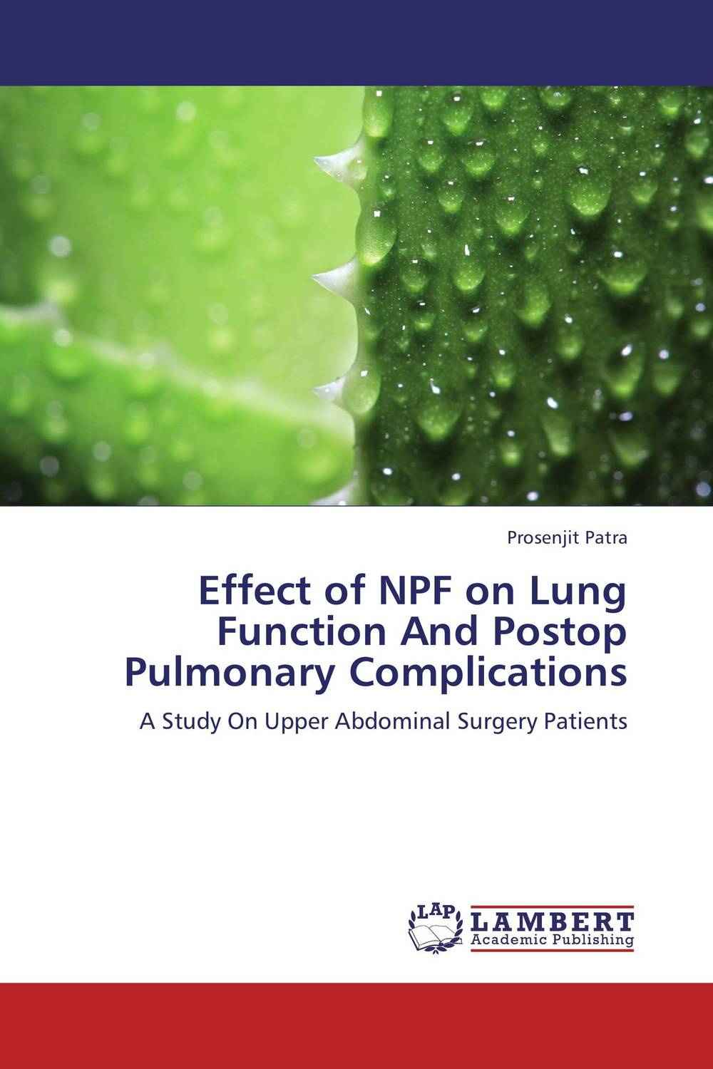 Effect of NPF on Lung Function And Postop Pulmonary Complications effect of cyclooxygenase inhibitors on diabetic complications