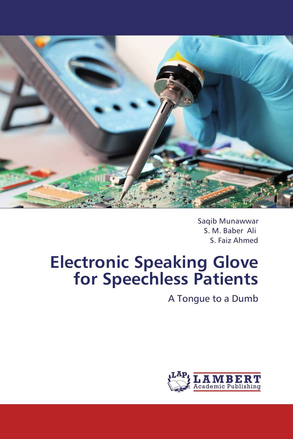 Electronic Speaking Glove for Speechless Patients seduced by death – doctors patients
