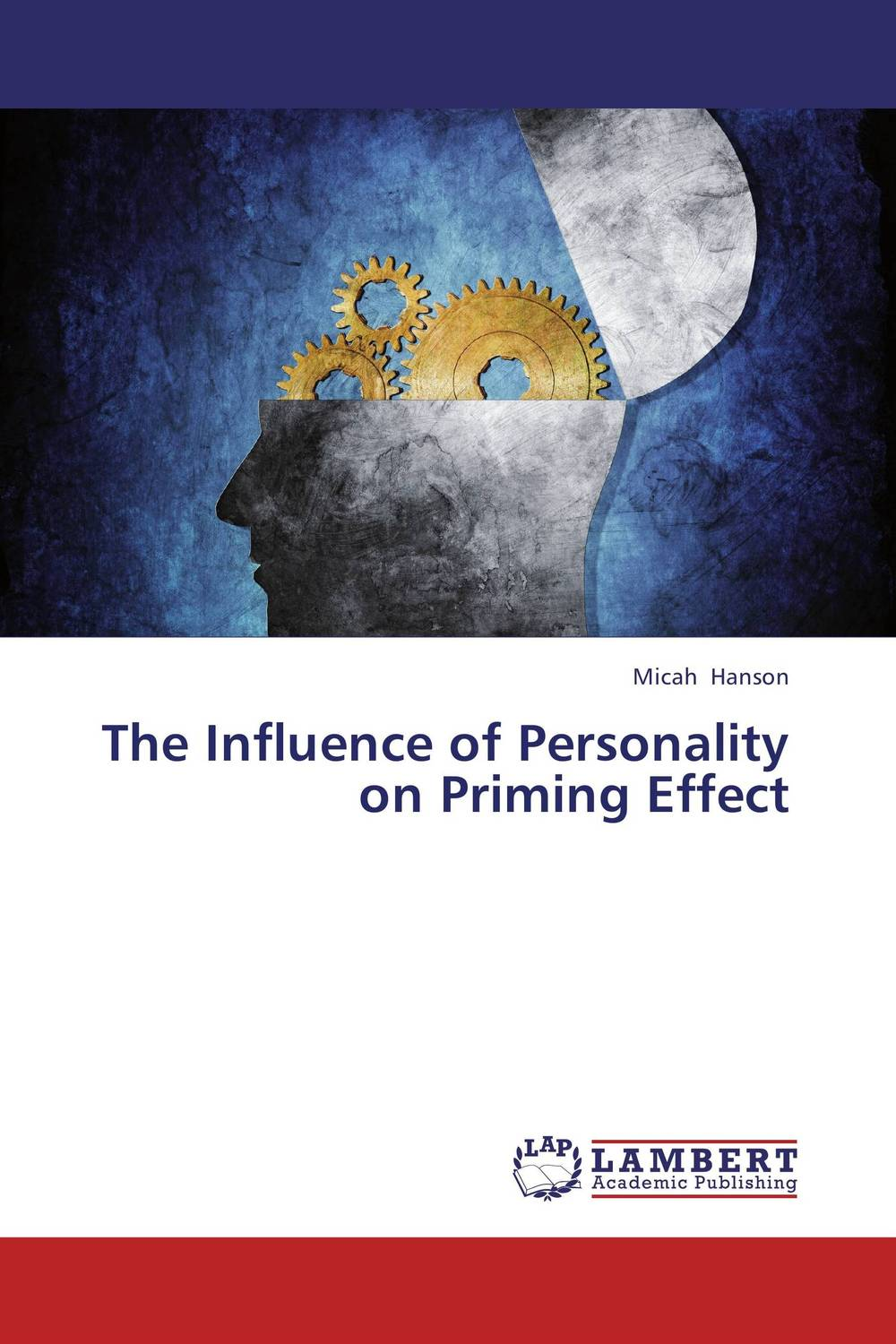 The Influence of Personality on Priming Effect k mukerji mukerji assessment of delinquency – an examinati on of personality