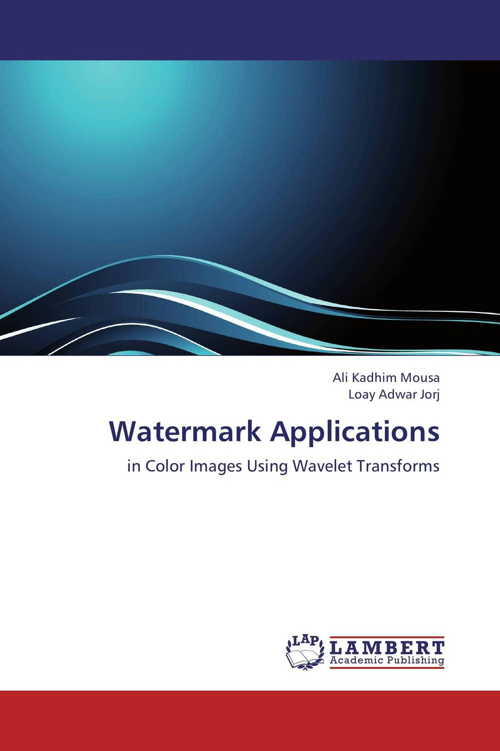 Watermark Applications image compression using wavelet transform and other methods