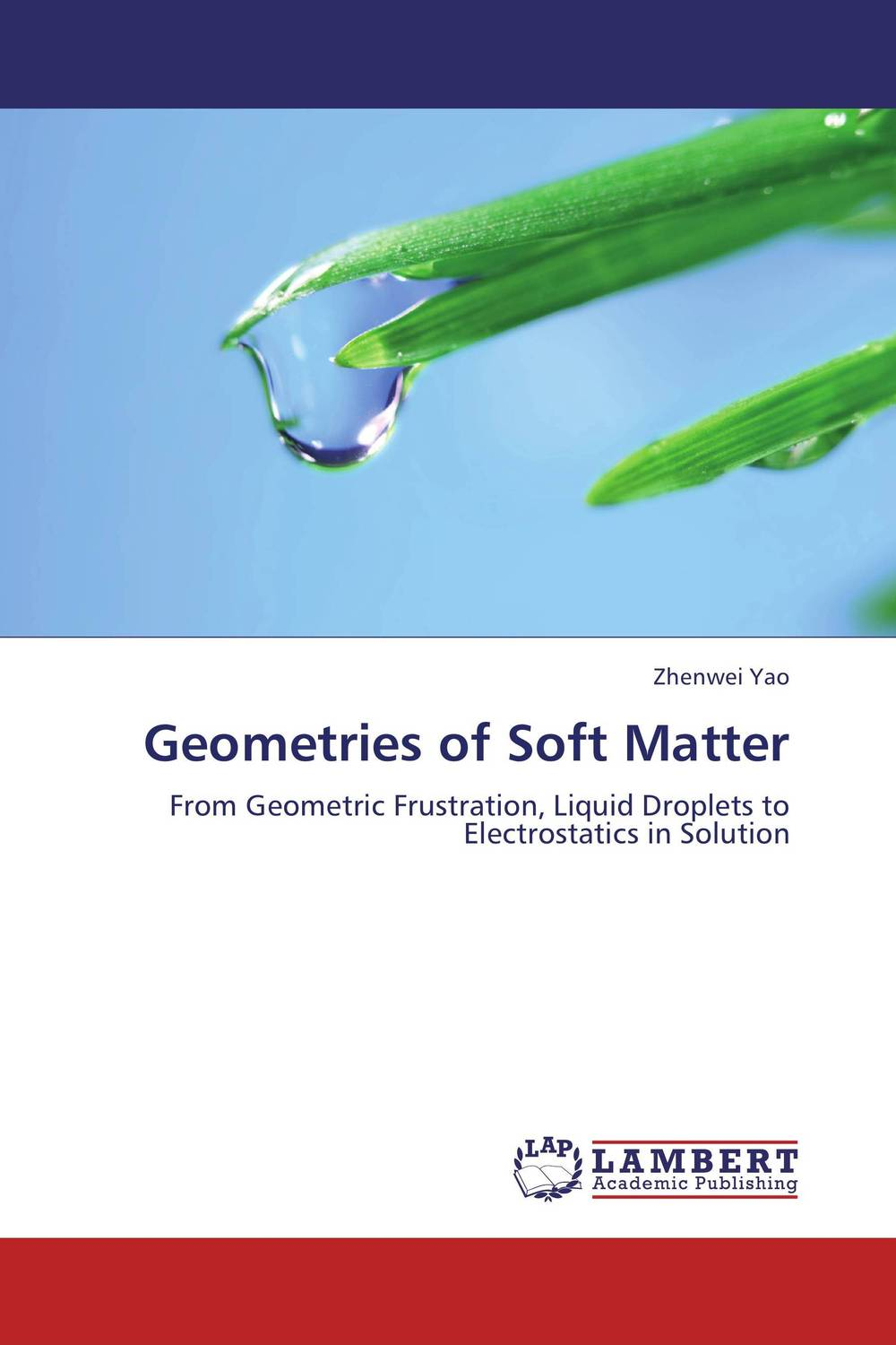 Geometries of Soft Matter driven to distraction
