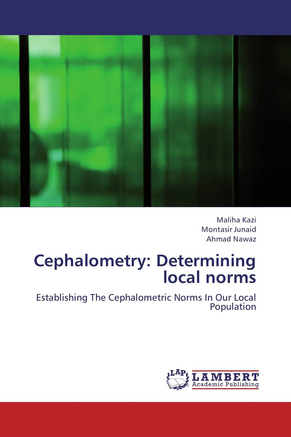 Cephalometry: Determining local norms abnormal psychology 4e