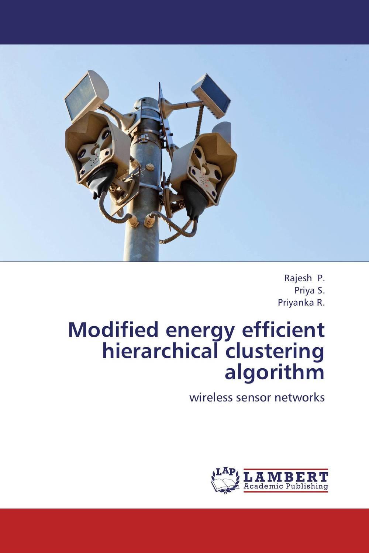 Zakazat.ru: Modified energy efficient hierarchical clustering algorithm