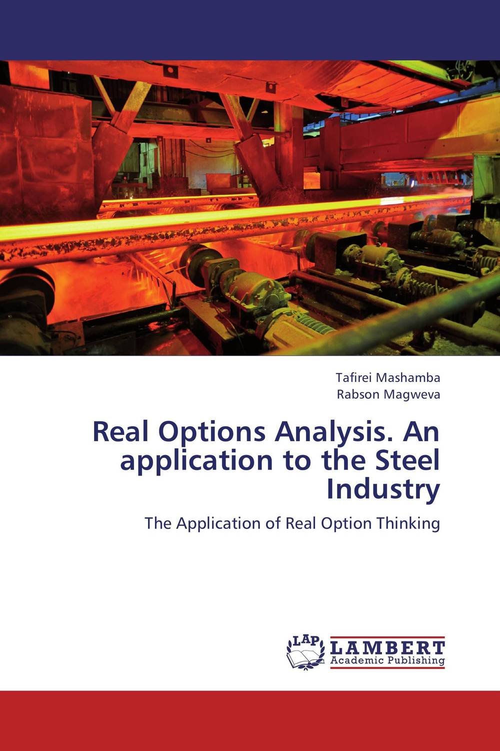 Real Options Analysis. An application to the Steel Industry thomas dolinschek the real options approach