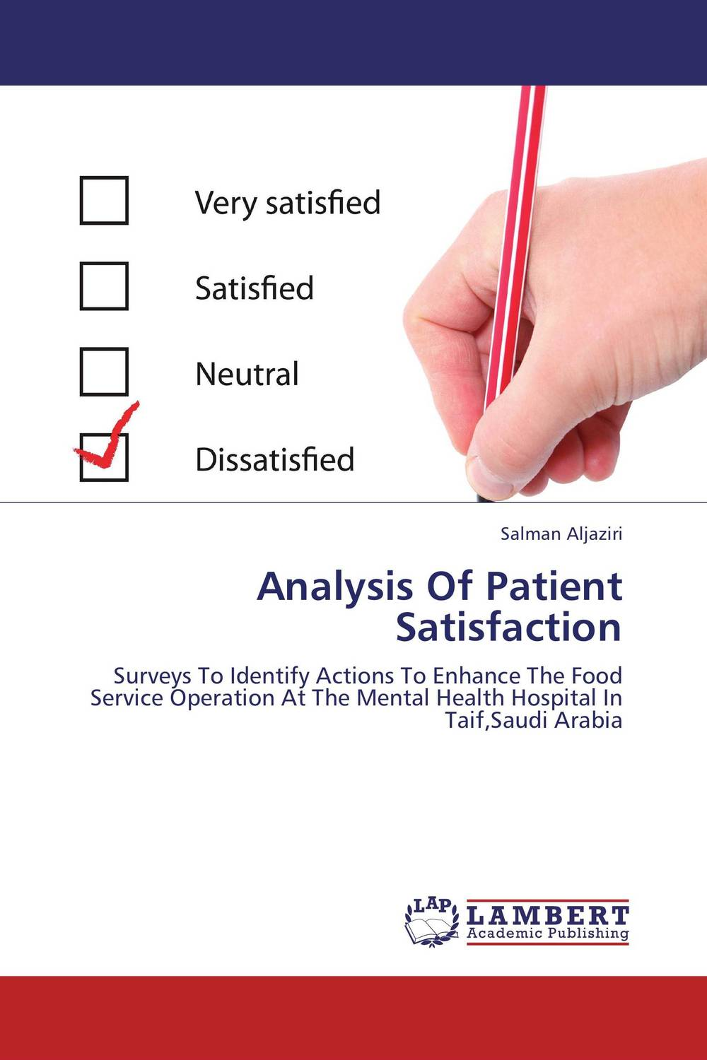 Analysis Of Patient Satisfaction santal psychiatric patients