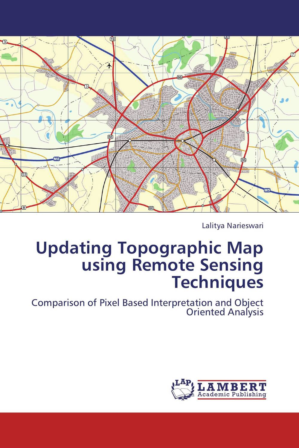 Updating Topographic Map using Remote Sensing Techniques extracting nature areas using object oriented analysis