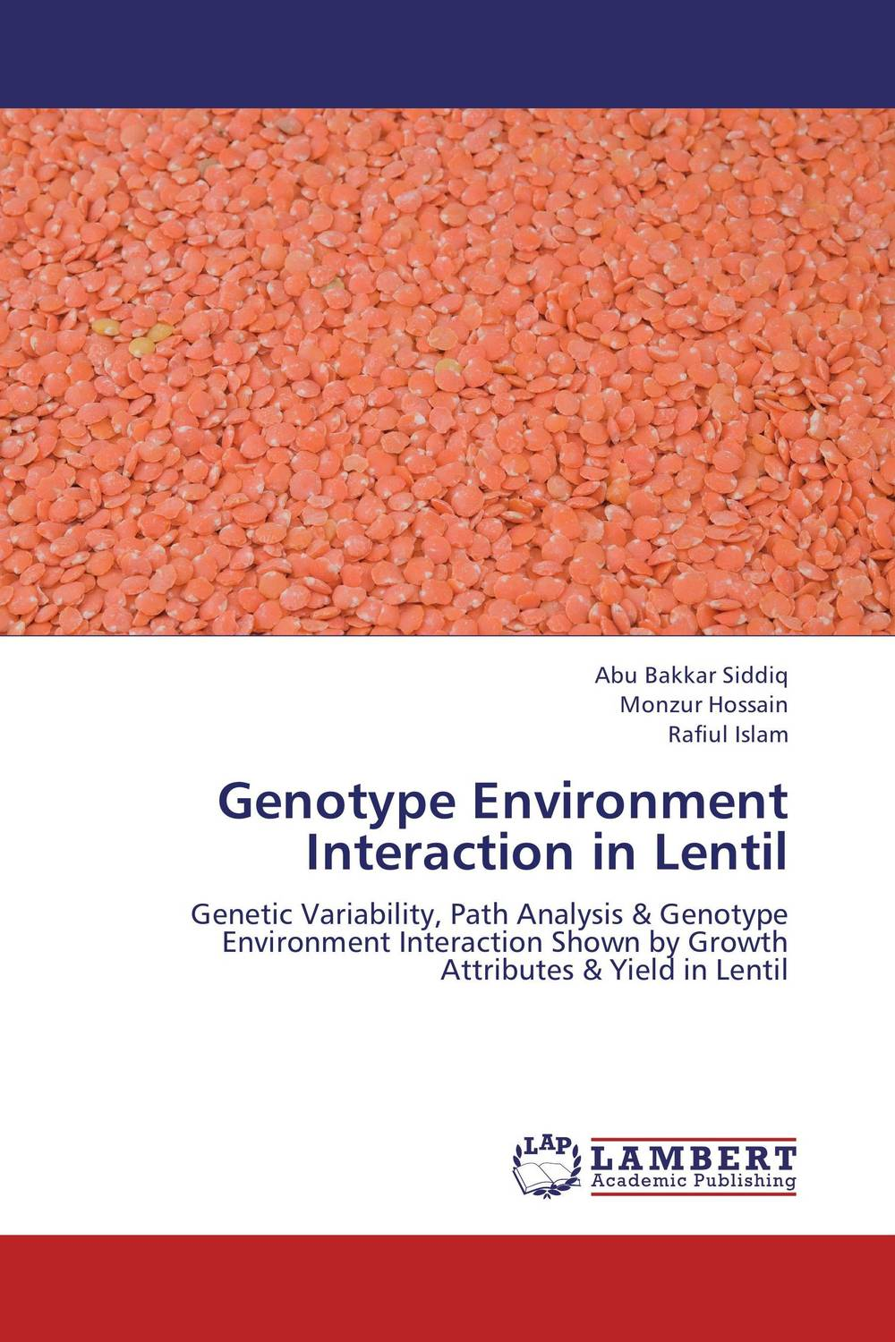 Genotype Environment Interaction in Lentil wheat genotypes for irrigated and rainfed area using stress indices