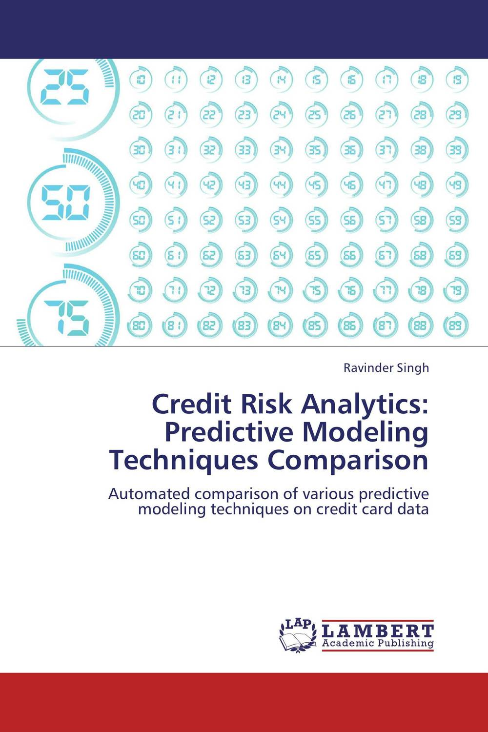 Credit Risk Analytics: Predictive Modeling Techniques Comparison ciby joseph advanced credit risk analysis and management