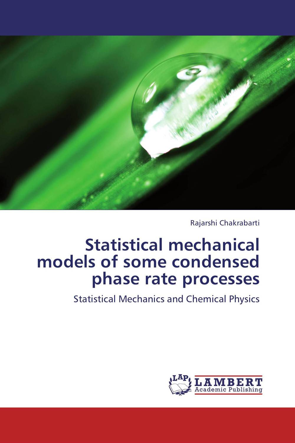 Statistical mechanical models of some condensed phase rate processes statistical and lacunary statistical convergence of sequence spaces