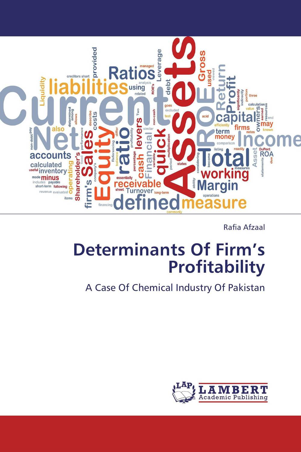 Determinants Of Firm's Profitability the firm