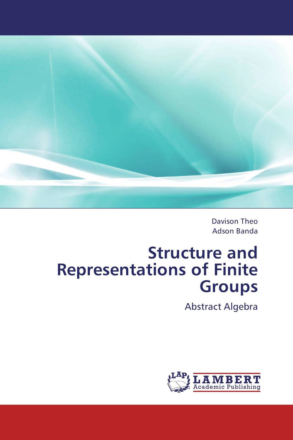 Structure and Representations of Finite Groups the reader