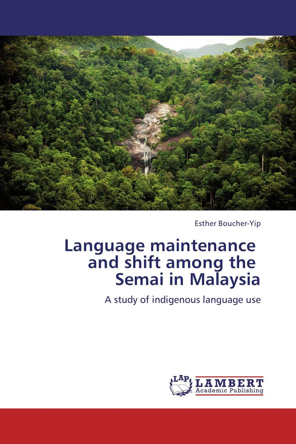Language maintenance   and shift among the   Semai in Malaysia language change and lexical variation in youth language