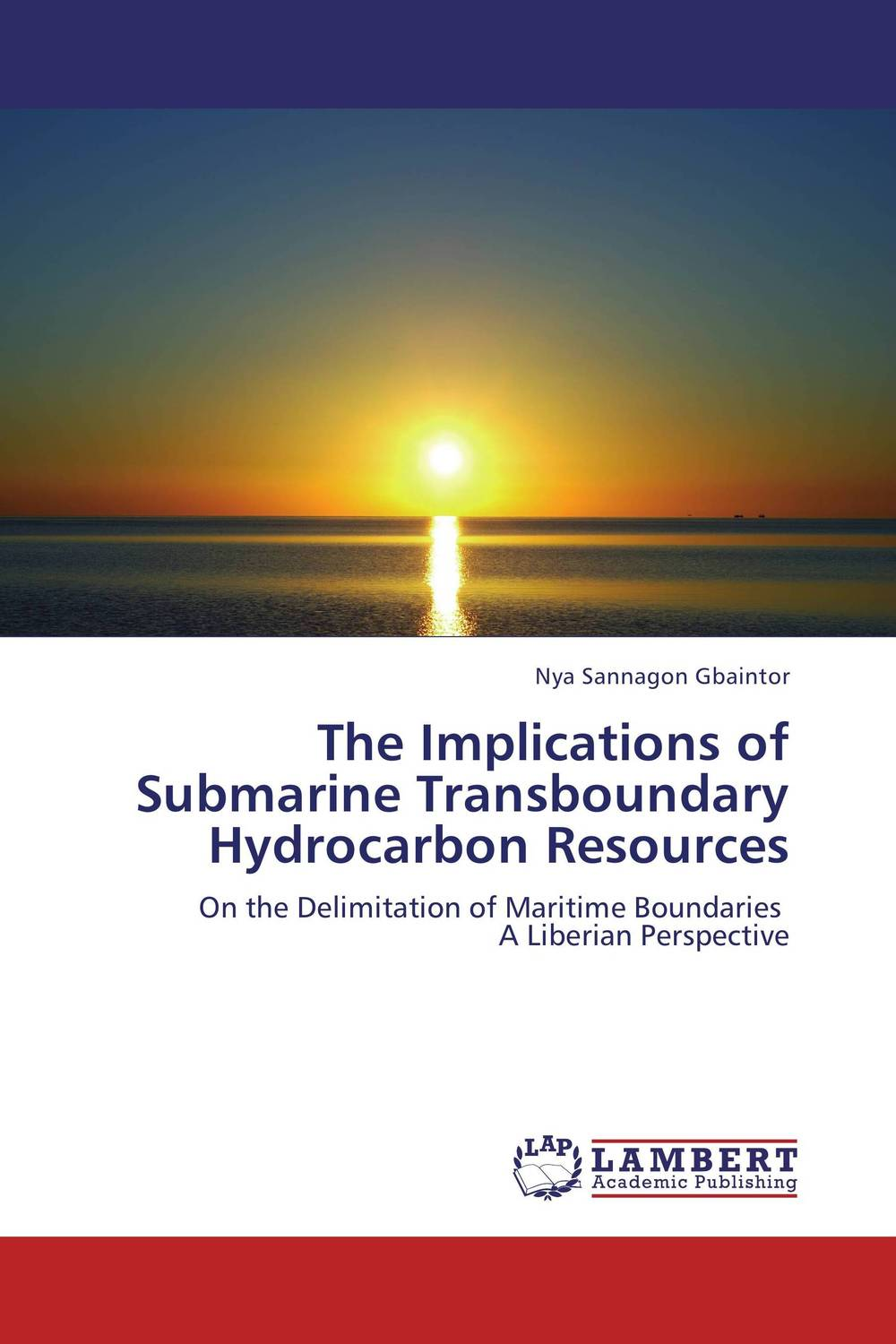 The Implications of Submarine Transboundary Hydrocarbon Resources venice a maritime republic