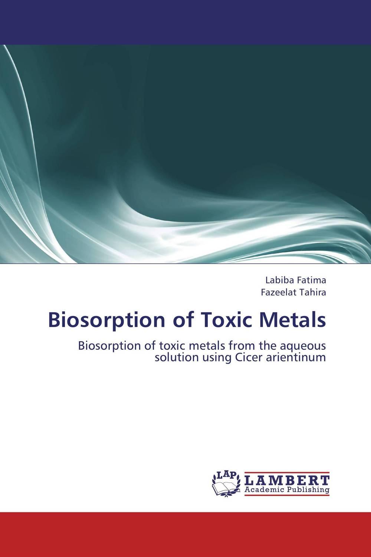Biosorption of Toxic Metals husk