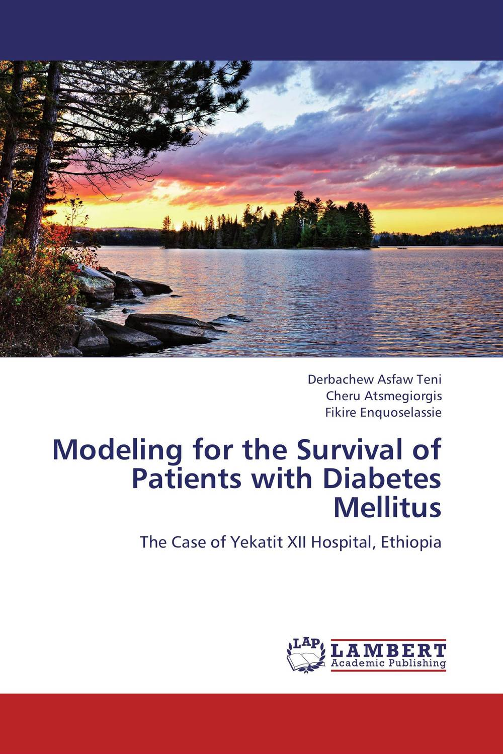 Modeling for the Survival of Patients with Diabetes Mellitus цена
