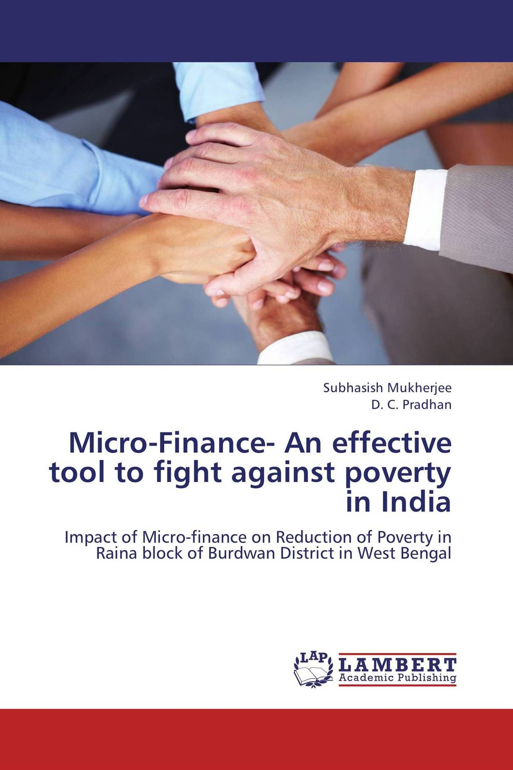 Micro-Finance- An effective tool to fight against poverty in India jaynal ud din ahmed and mohd abdul rashid institutional finance for micro and small entreprises in india