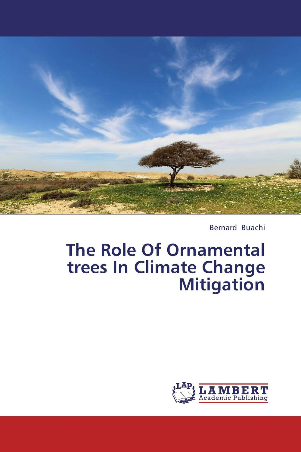 The Role Of Ornamental trees In Climate Change Mitigation climate change mitigation and carbon trade in kenya