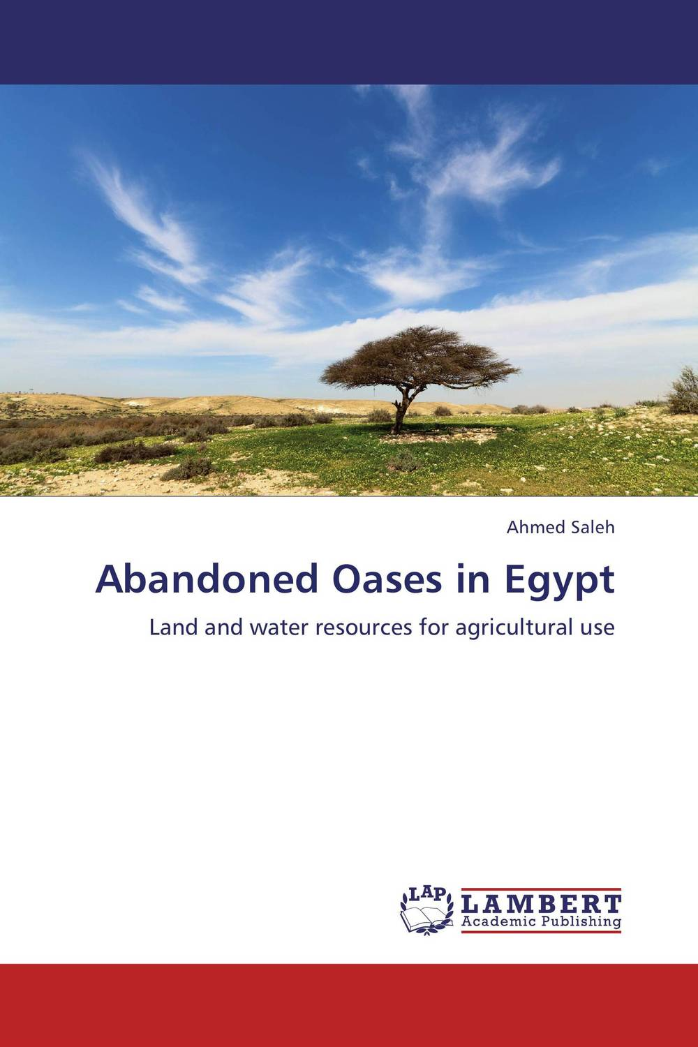 Abandoned Oases in Egypt