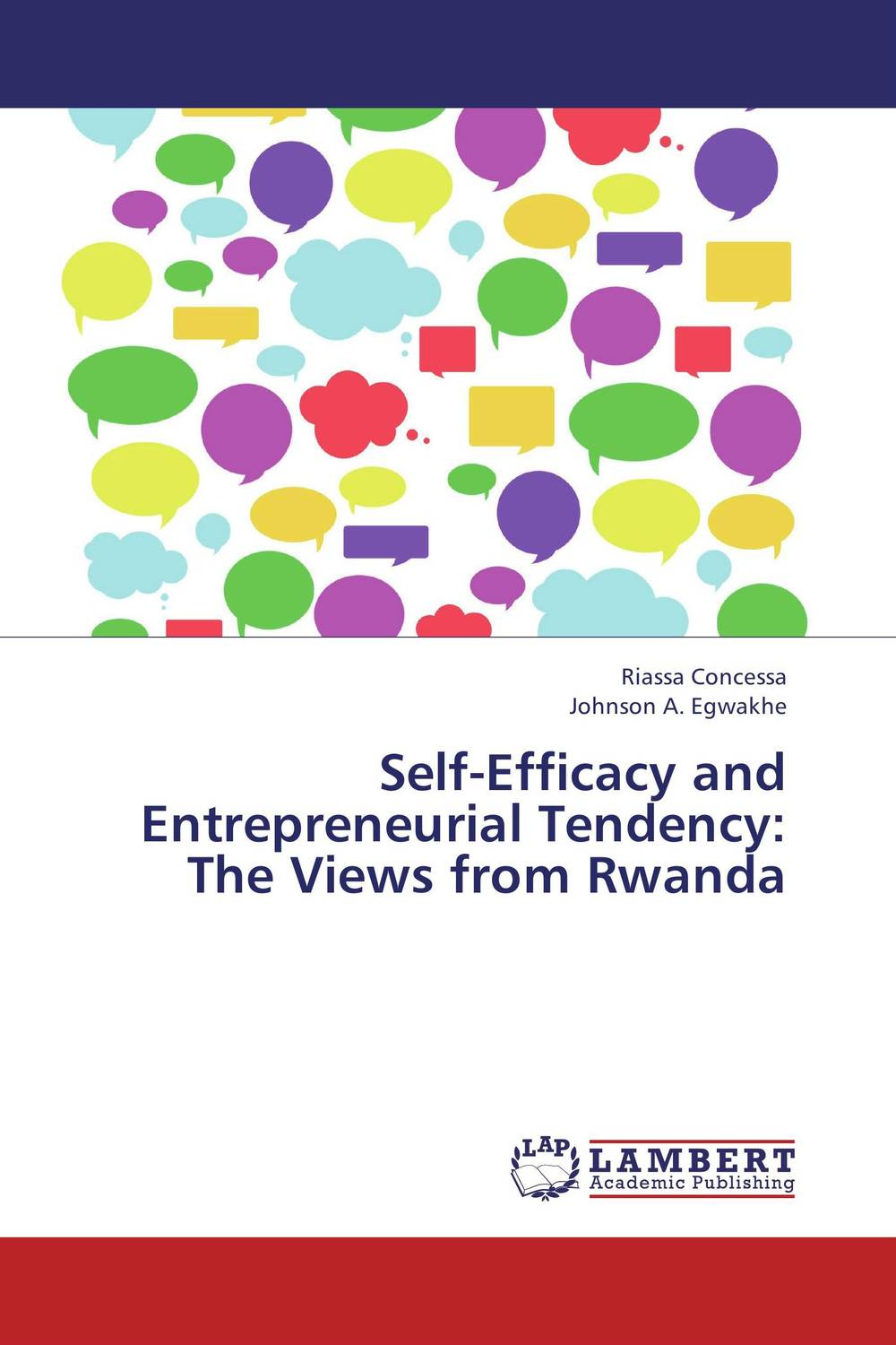 Self-Efficacy and Entrepreneurial Tendency: The Views from Rwanda reader self efficacy and reading instruction