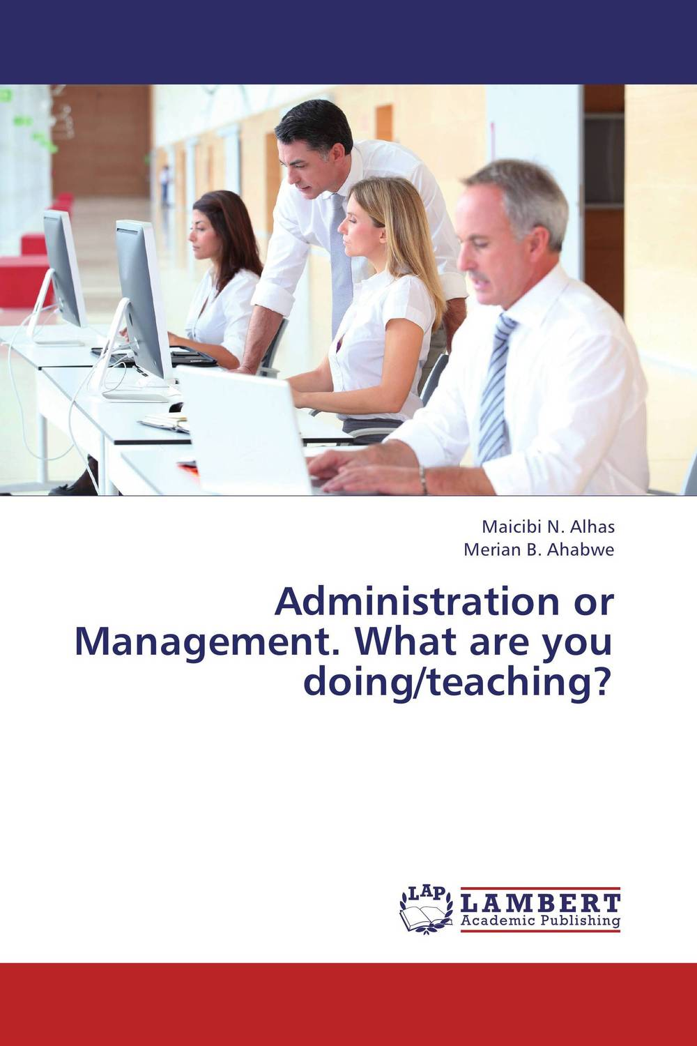 Administration or Management. What are you doing/teaching? knowledge management – classic
