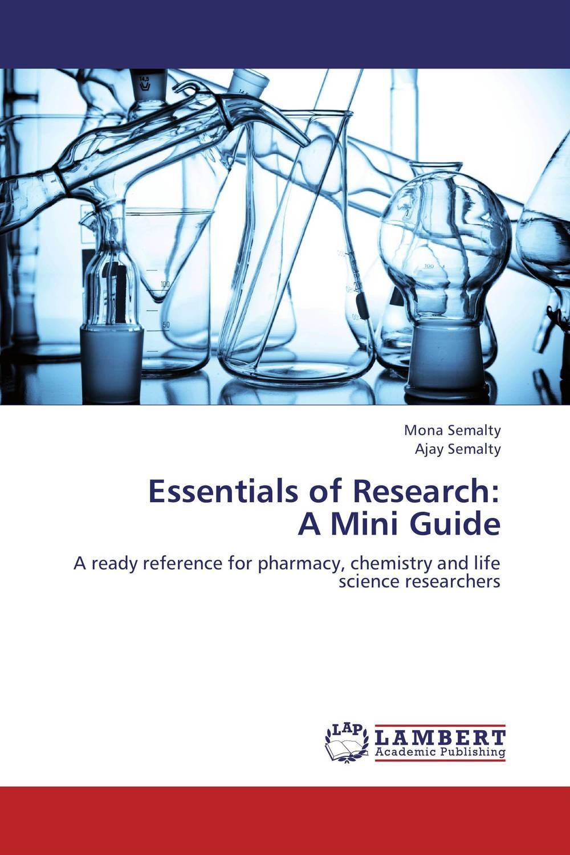Essentials of Research:  A Mini Guide