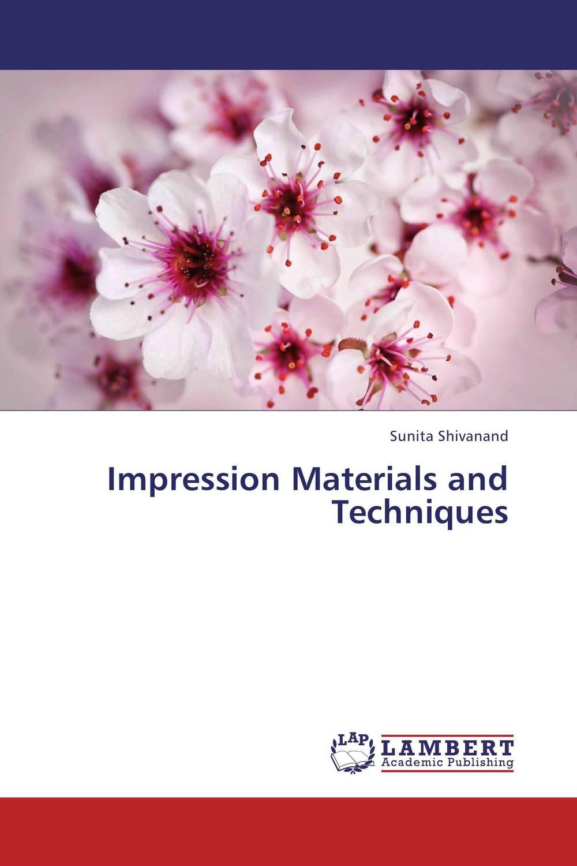 Impression Materials and Techniques планшет impression impad 1003