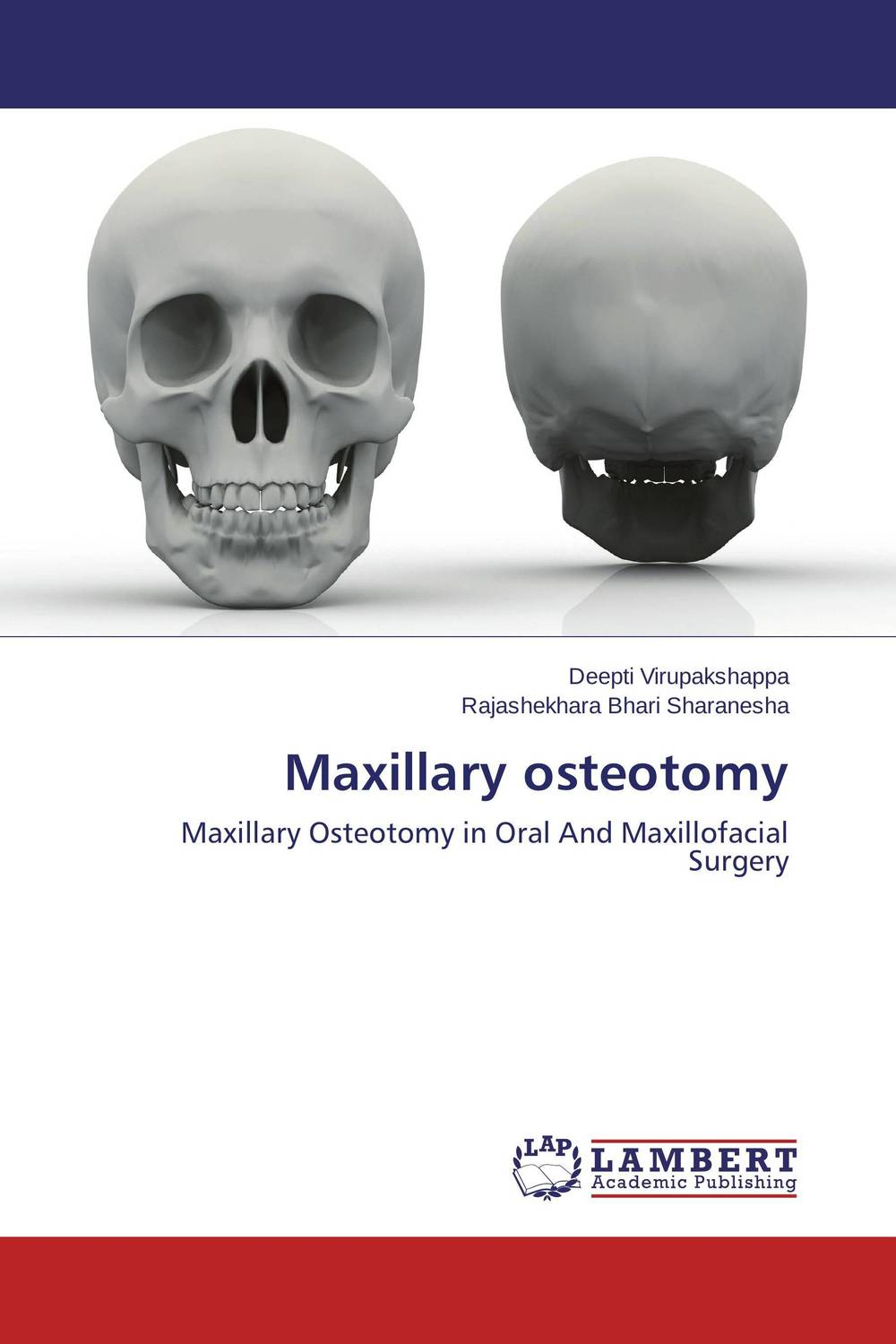 Maxillary osteotomy case history of therapeutic patient manual