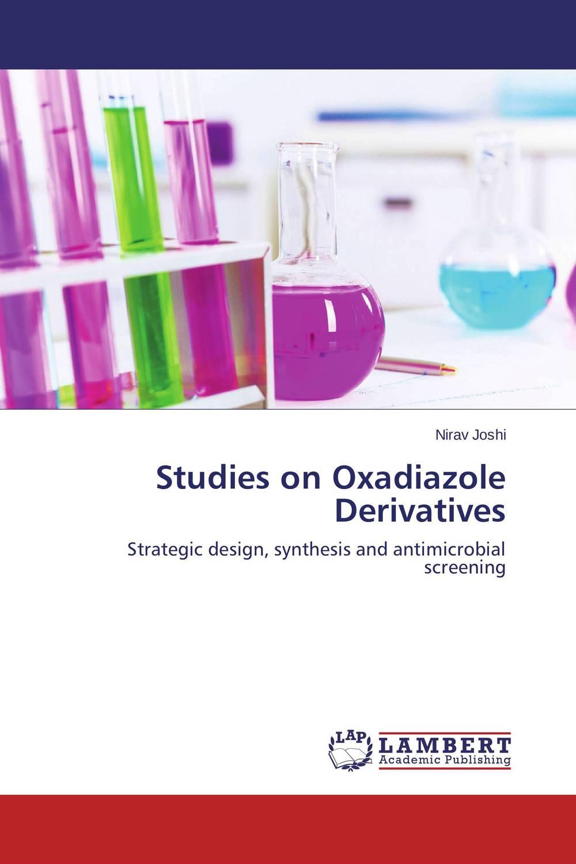 Studies on Oxadiazole Derivatives neuroethological studies on the scorpion's circadian activities