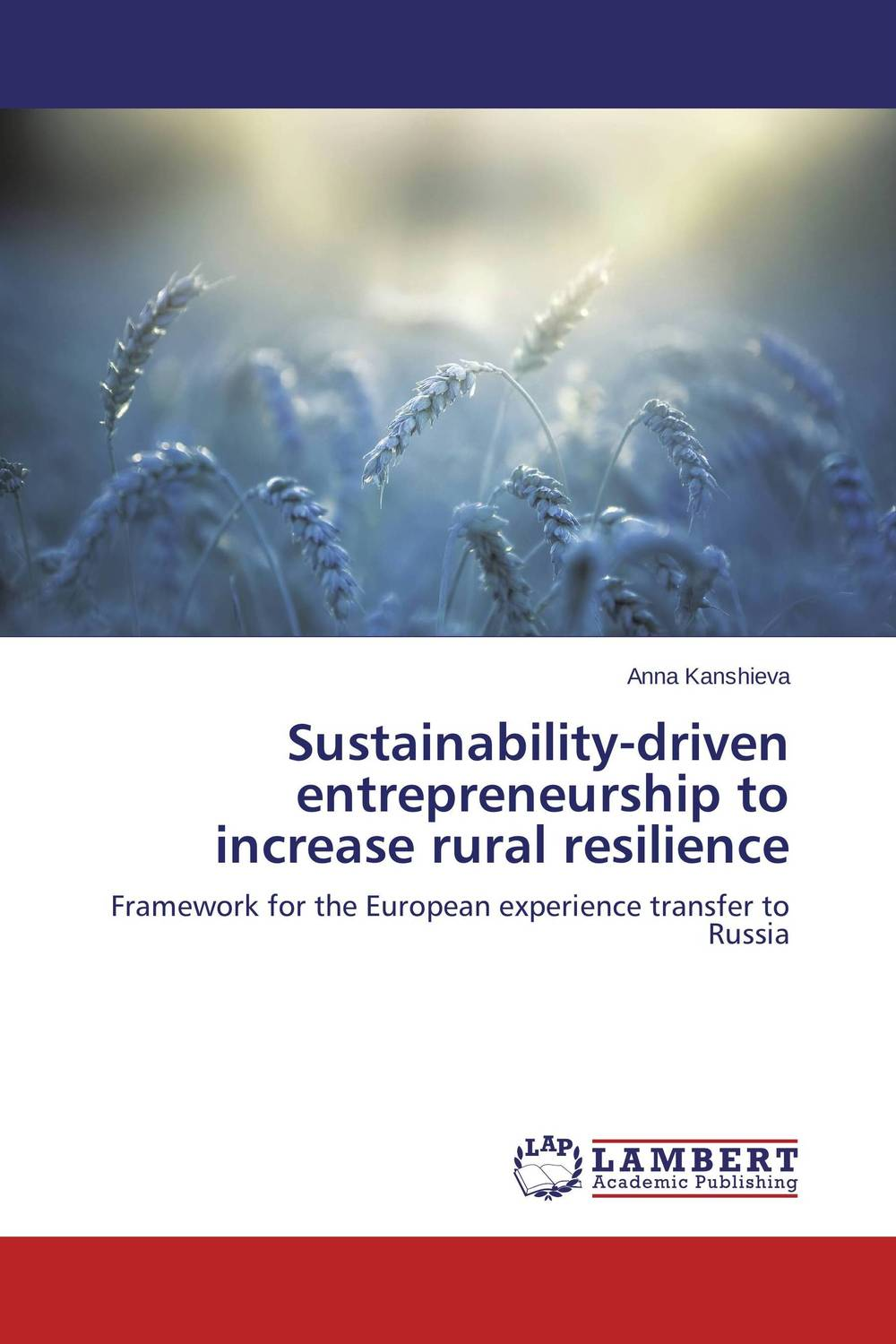 Sustainability-driven entrepreneurship to increase rural resilience driven to distraction