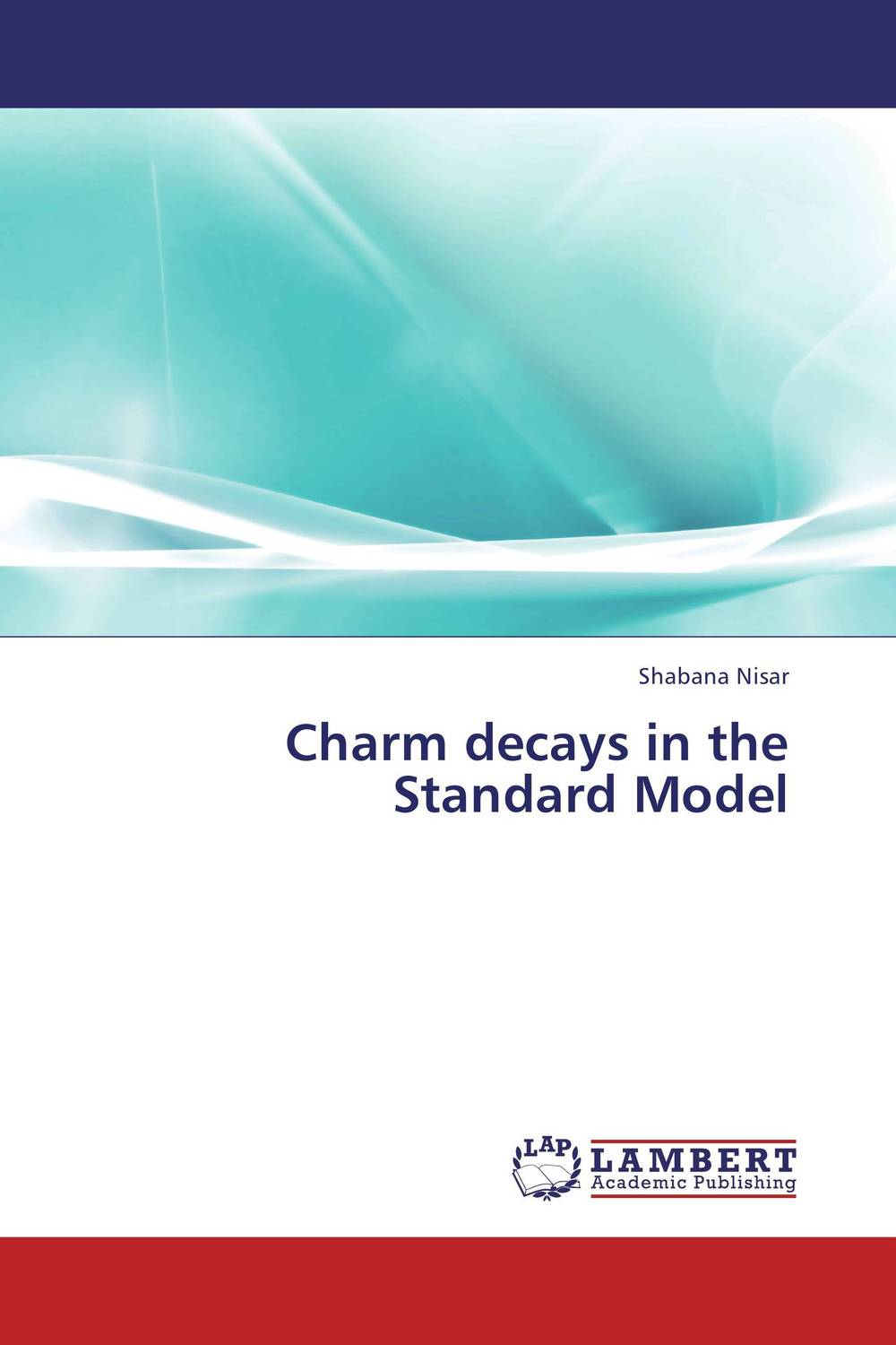 Charm decays in the Standard Model the structure and interpretation of the standard model volume 2 philosophy and foundations of physics philosophy and foundations of physics