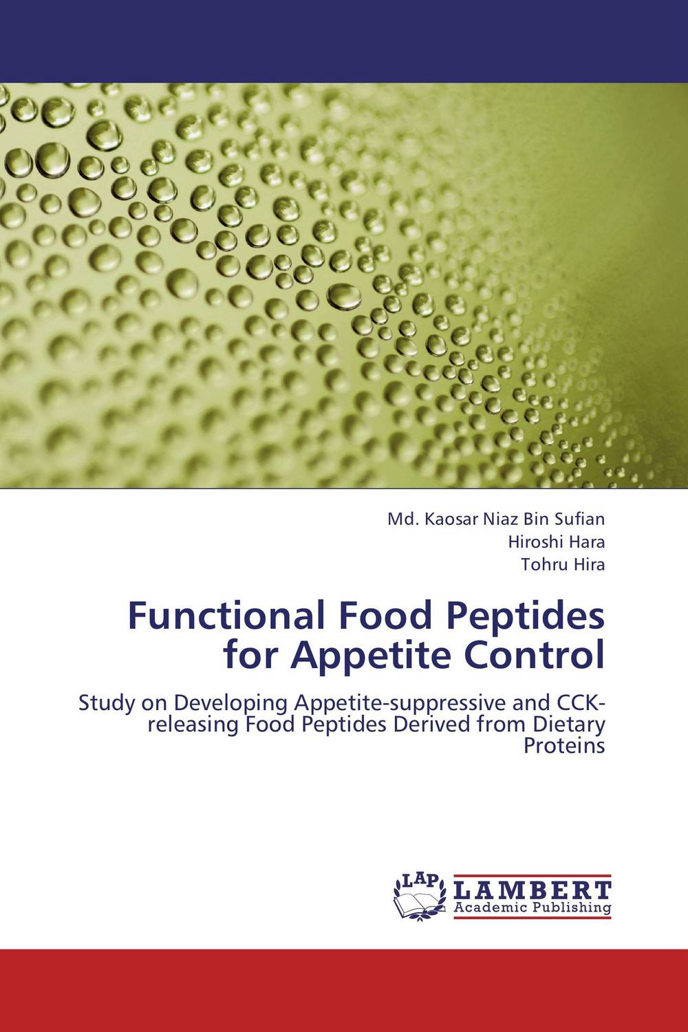 Functional Food Peptides for Appetite Control